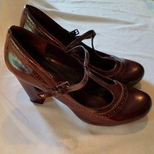 Aldo Shoes - T-strap mary jane high heels
